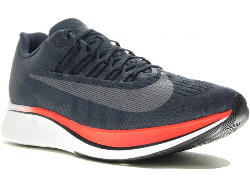 new products a40e2 2feb7 Nike Zoom Fly M homme Gris/argent pas cher