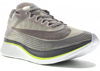 Nike Zoom Fly SP M homme Gris argent pas cher bf322ff10