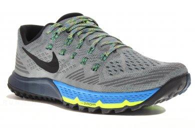 ea3140c2405 Nike Zoom Terra Kiger 3 M homme Gris argent pas cher