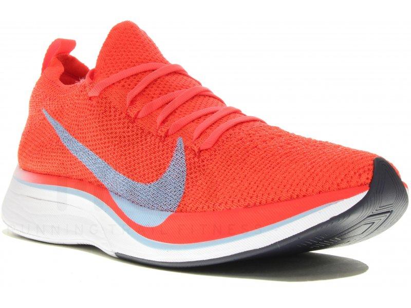 120c1ad23ee8 Nike Zoom Vaporfly 4% Flyknit M homme Orange