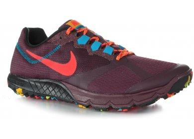 Nike Zoom Wildhorse 2 Chaussures de course Homme Marron
