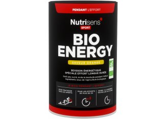 Nutrisens Sport Boisson Bio Energy - Orange