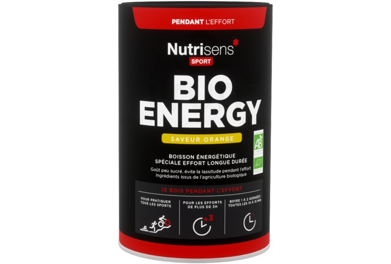 Nutrisens Sport Boisson Bio Energy - Orange