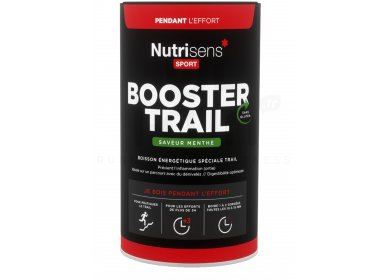 Nutrisens Sport Booster Trail - Menthe