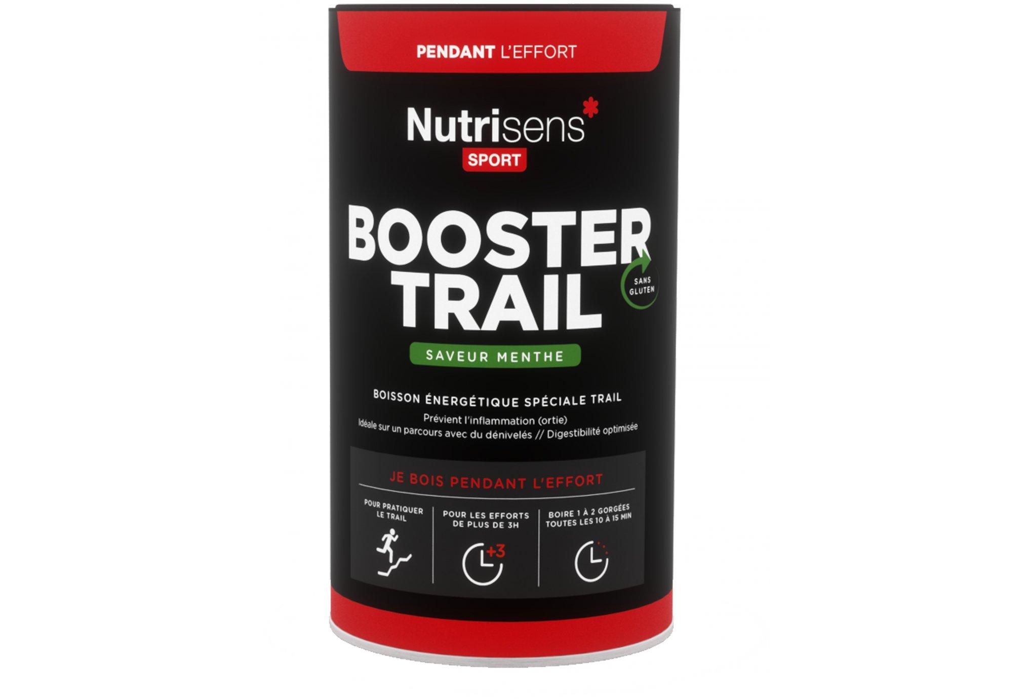 Nutrisens Sport Booster Trail - Menta Diététique Boissons