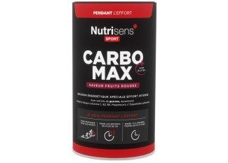 Nutrisens Sport CarboMax 750g -  Frutas del bosque