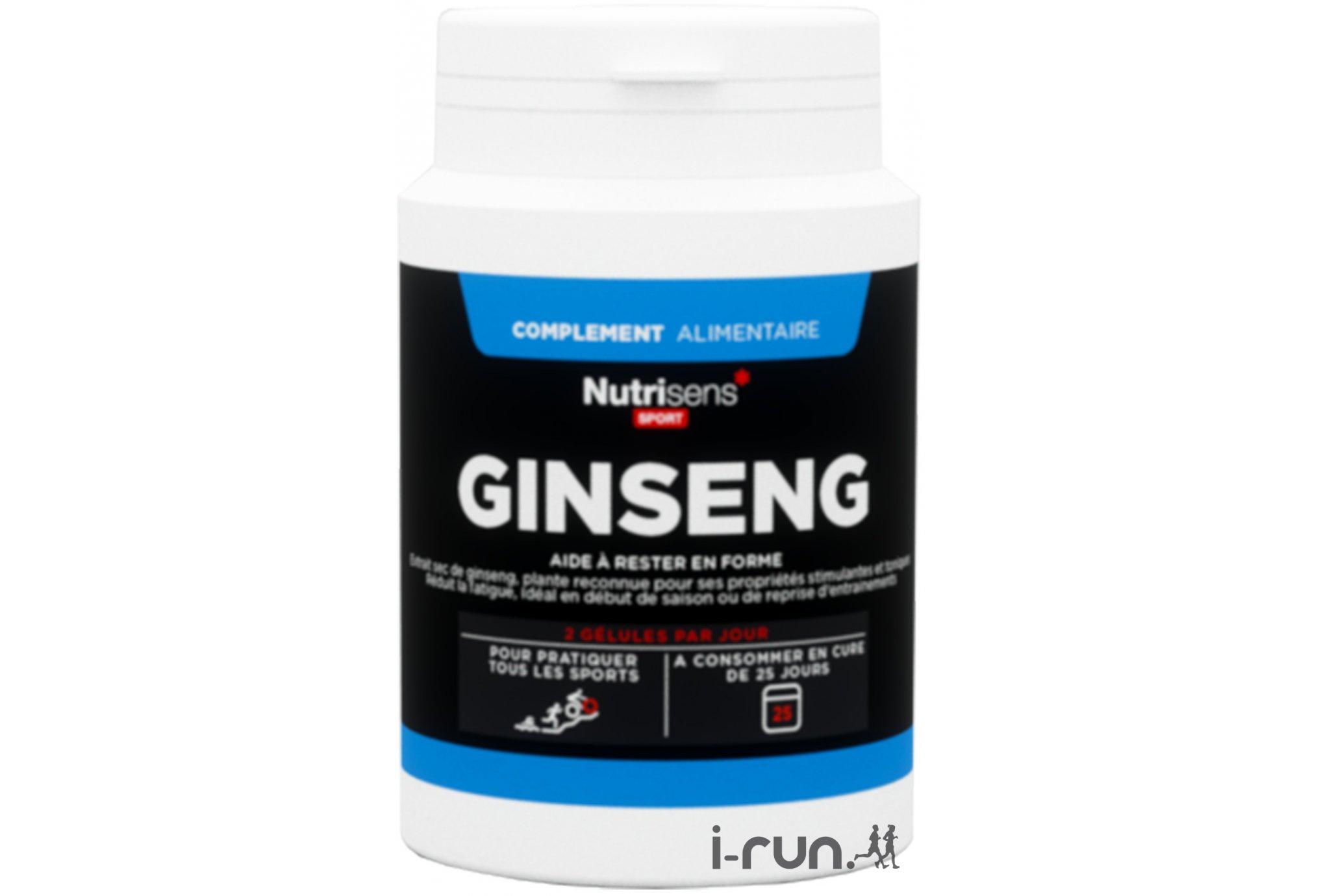 Nutrisens Sport Ginseng Diététique Compléments