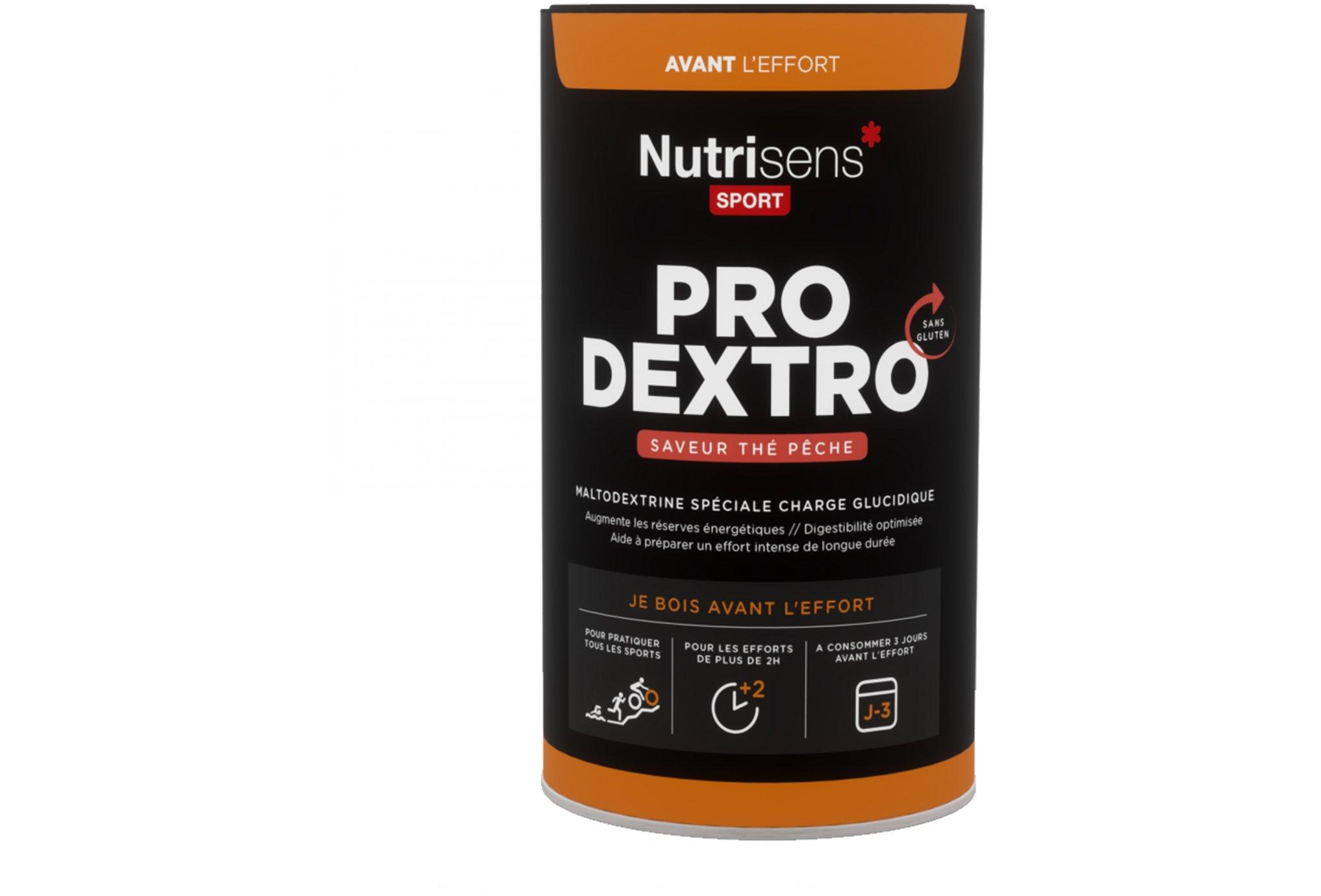 Nutrisens Sport ProDextro - Té de melocotón Diététique Boissons