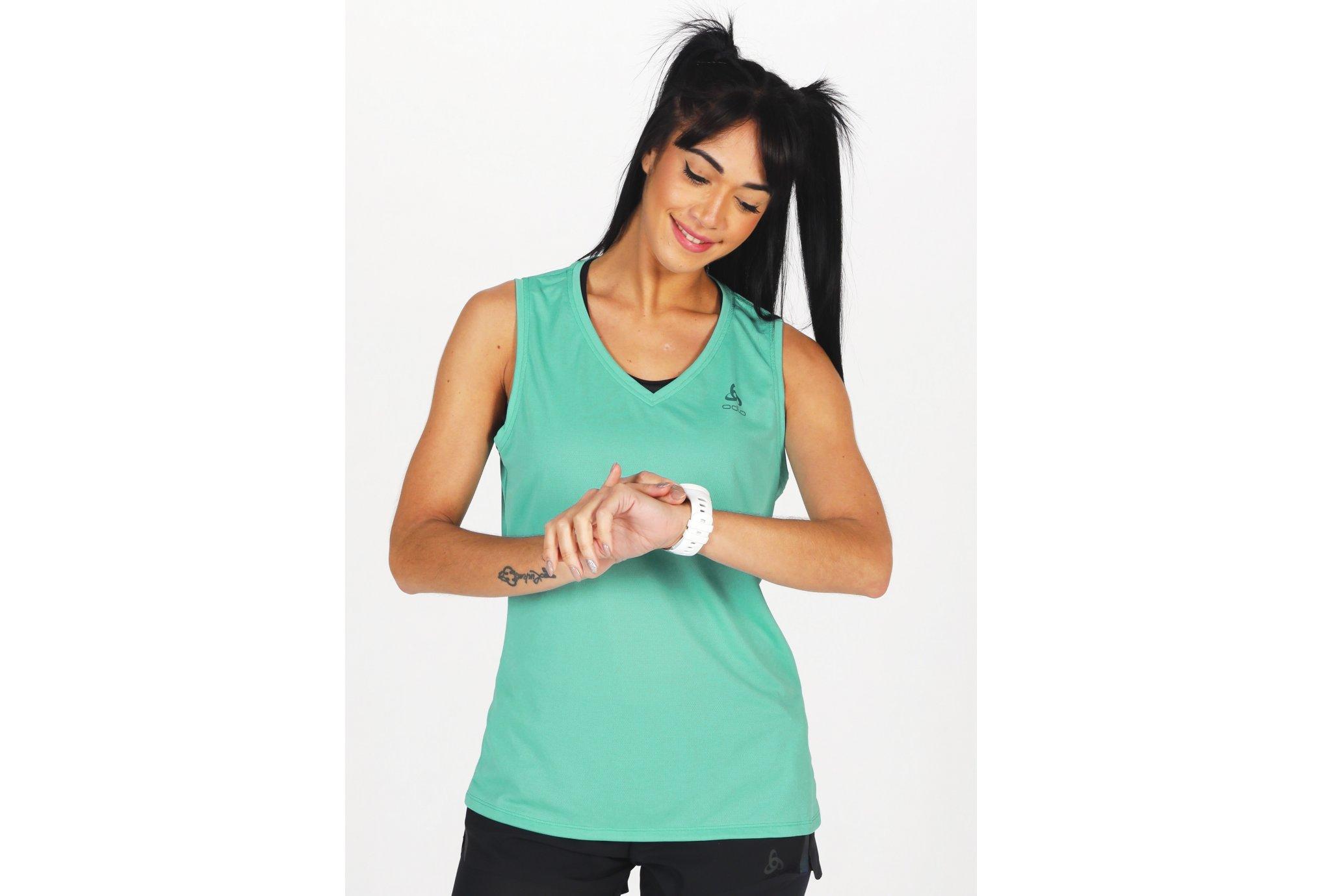 Odlo Active F-Dry Light ECO W vêtement running femme