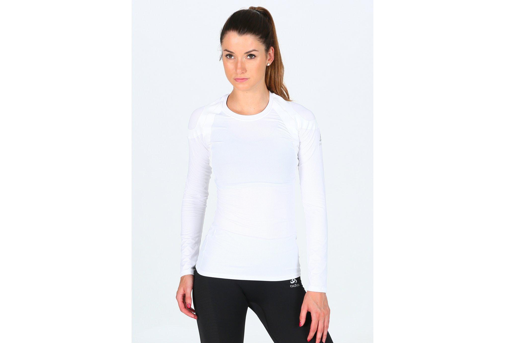 Odlo Active Spine Warm Light W Diététique Vêtements femme