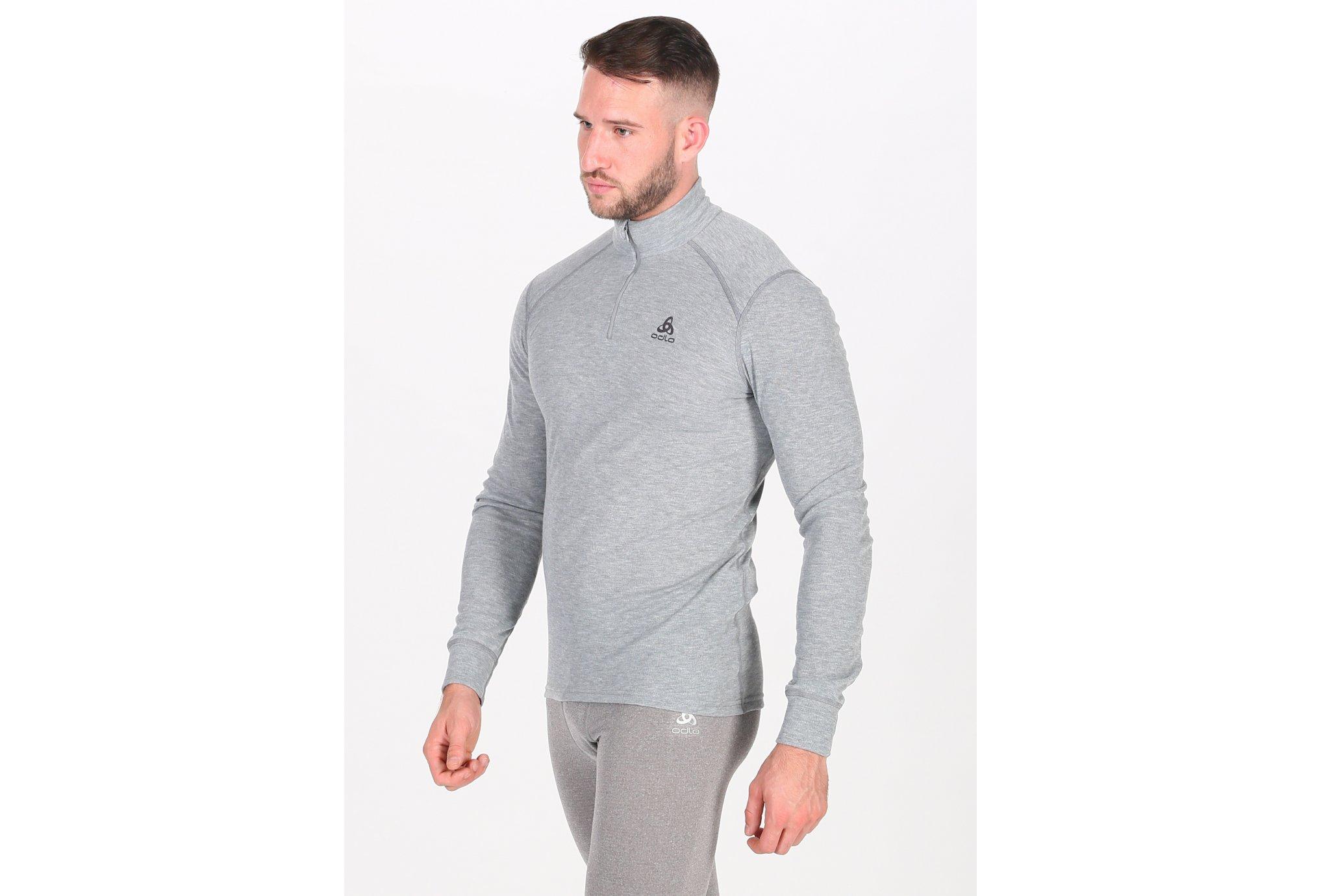 Odlo Active Warm Eco 1/2 Zip M Diététique Vêtements homme