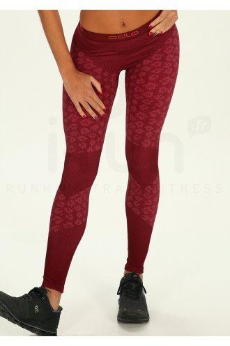Odlo Collant Blackcomb Evolution Warm W pas cher - Vêtements femme ... 28eceab4e04