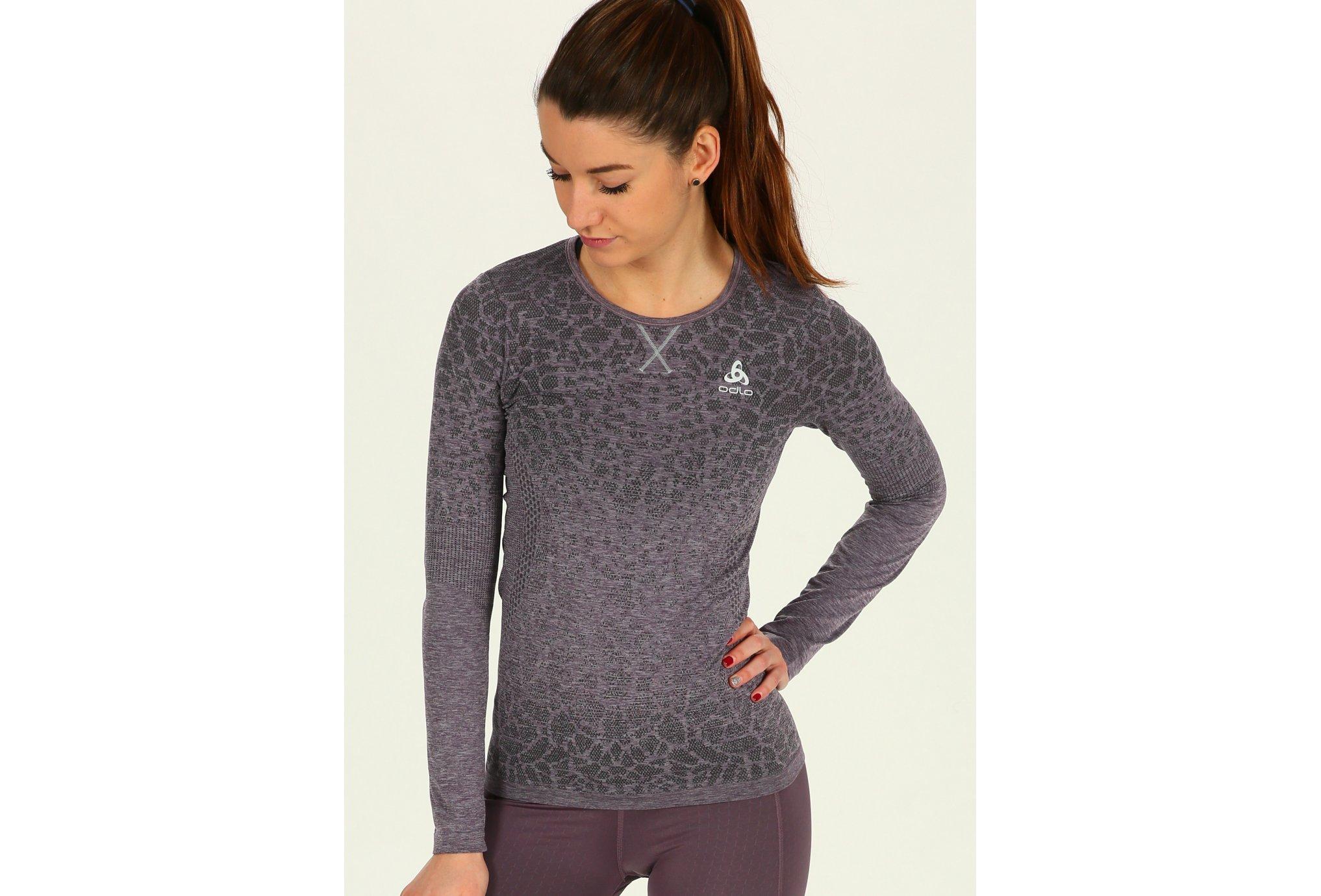 Odlo Evolution Light Blackcomb W Diététique Vêtements femme