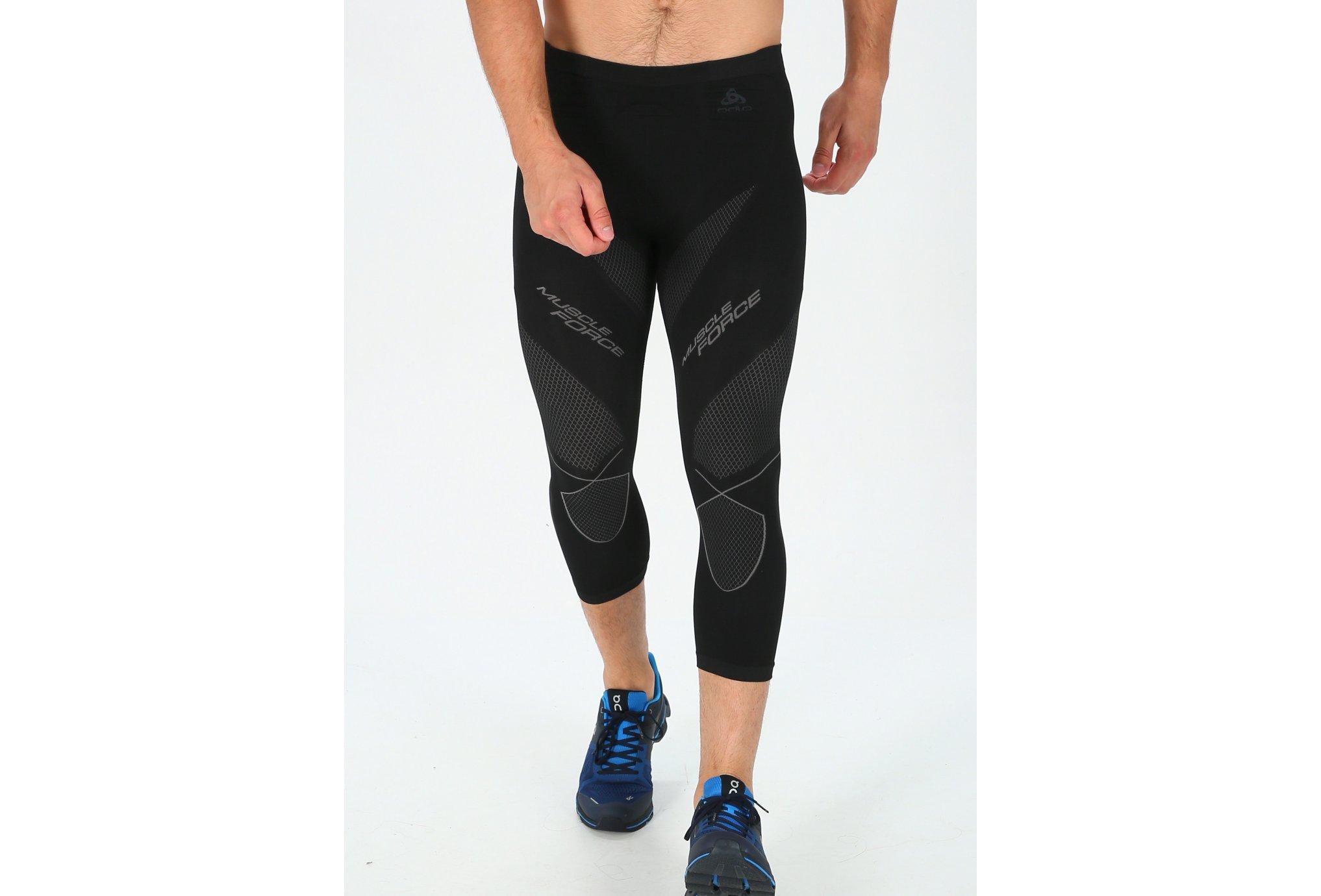 Odlo Evolution Warm Muscle Force M Diététique Vêtements homme