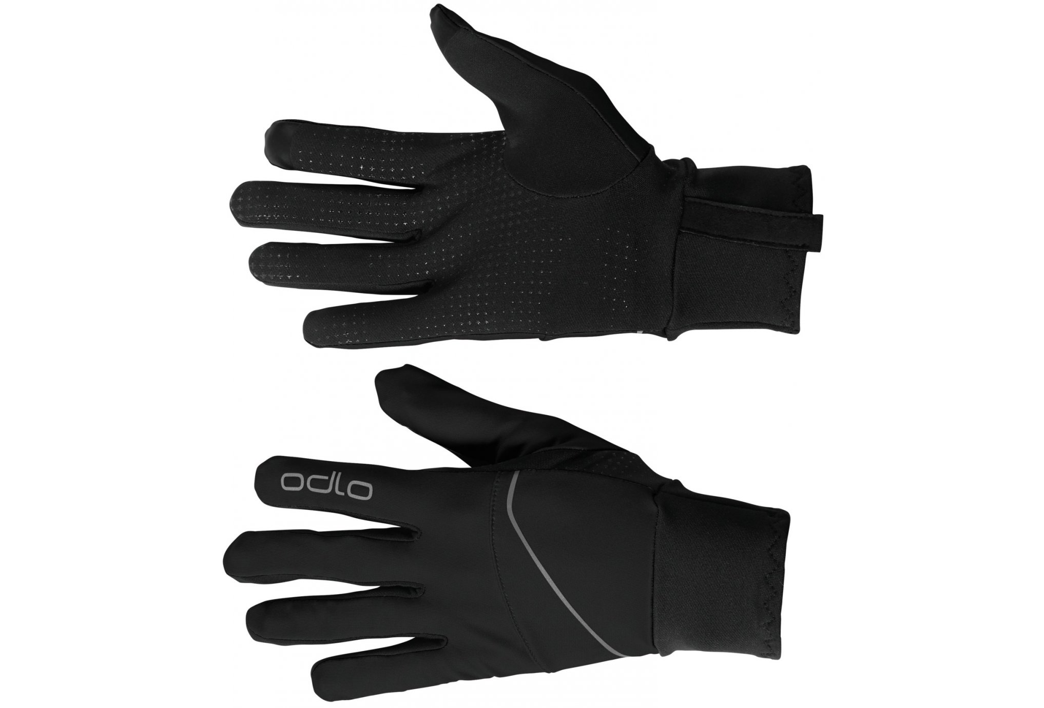 Odlo Intensity Safety Light Bonnets / Gants