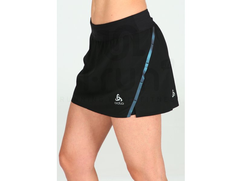 Odlo Short Jupes Vêtements Shorts Femme Jupe W Cuissards Samara w80OymnvN