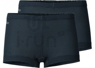 Odlo Lot de 2 shorty Active Cubic Light W
