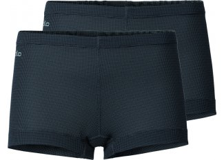 Odlo pack de 2 culottes Active Cubic Light