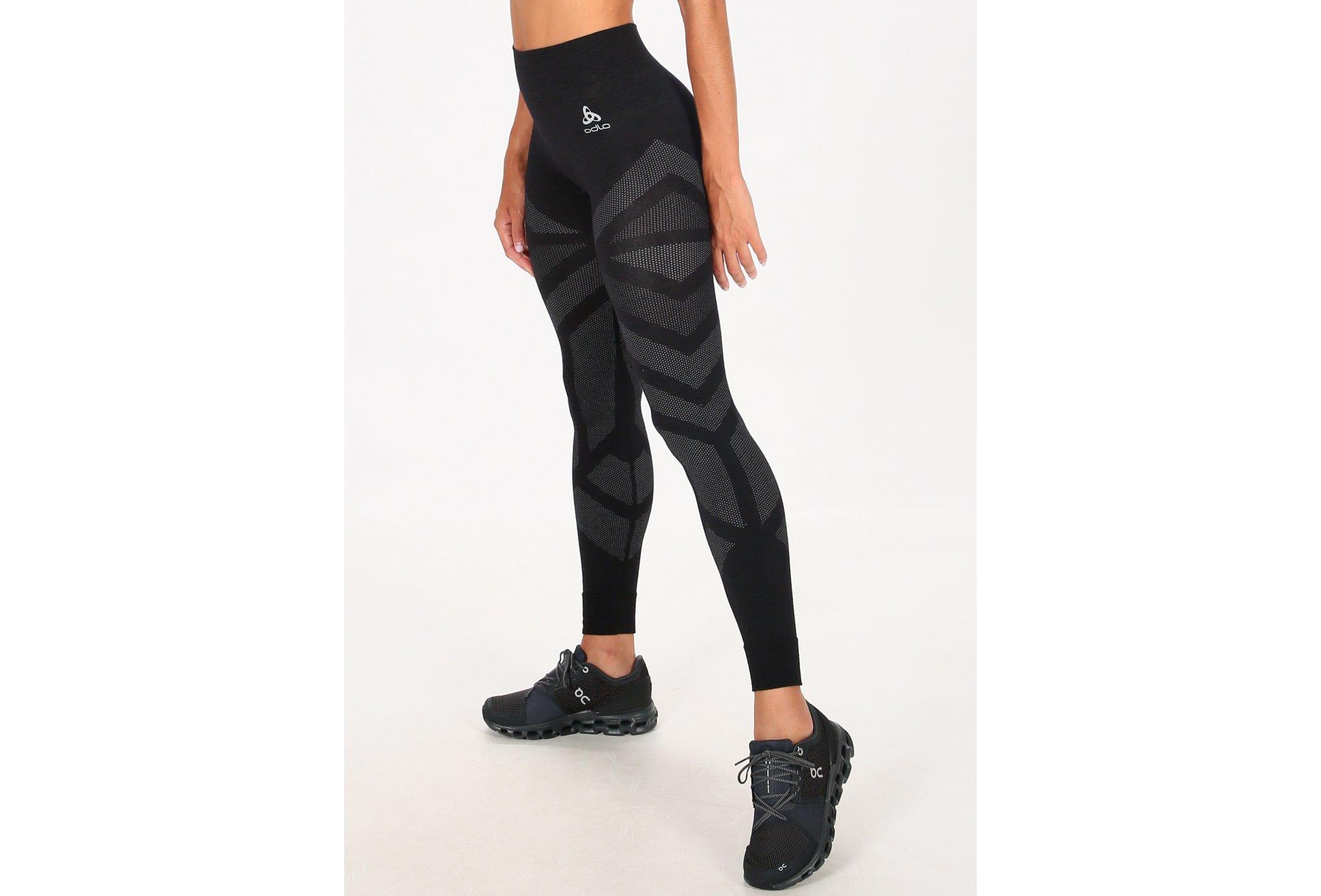 Odlo Natural + Kinship Warm W vêtement running femme
