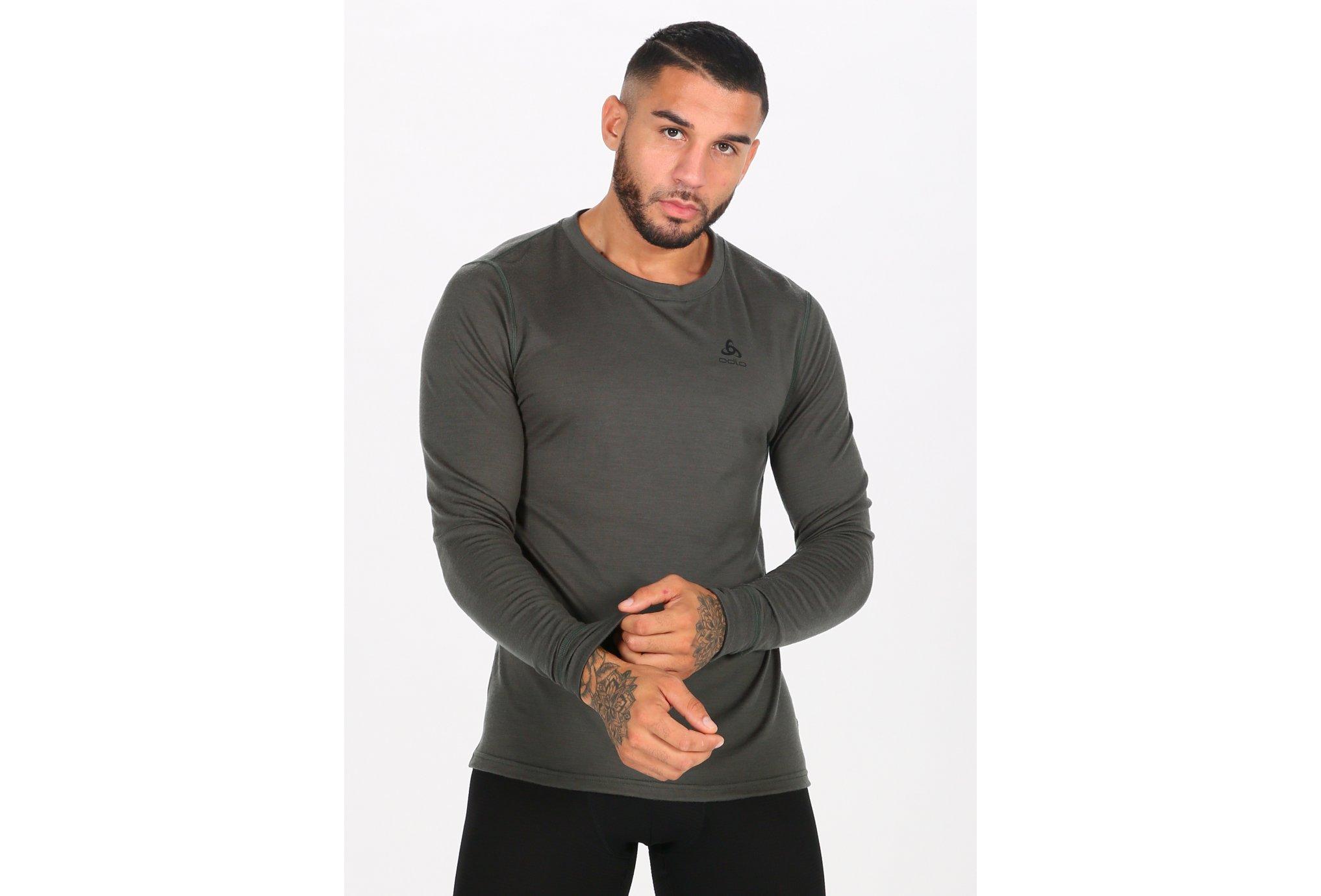Odlo Natural 100% Merino M vêtement running homme