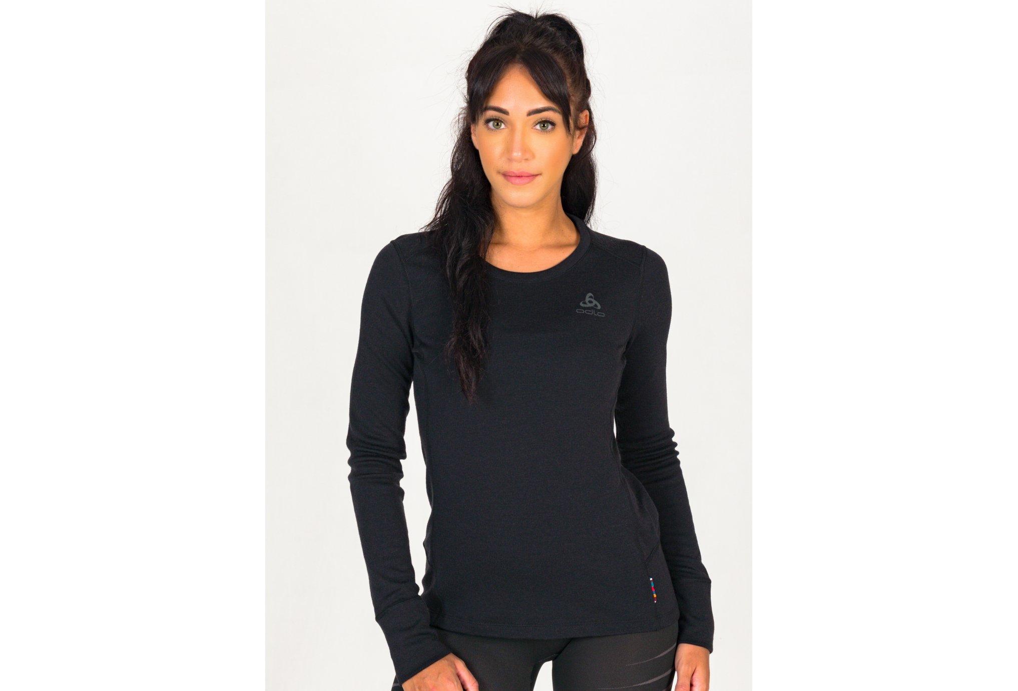 Odlo Natural Merino 260 W vêtement running femme