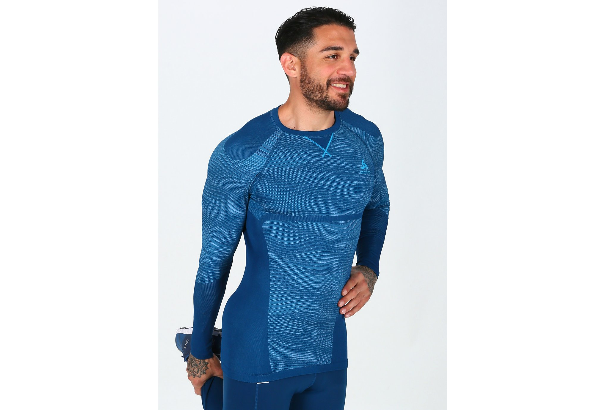 Odlo Performance Blackcomb M vêtement running homme