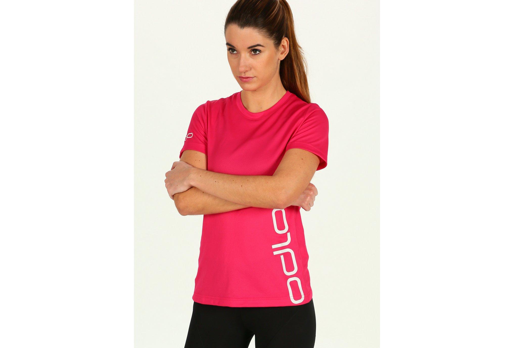 Odlo Tee-shirt Event W Diététique Vêtements femme