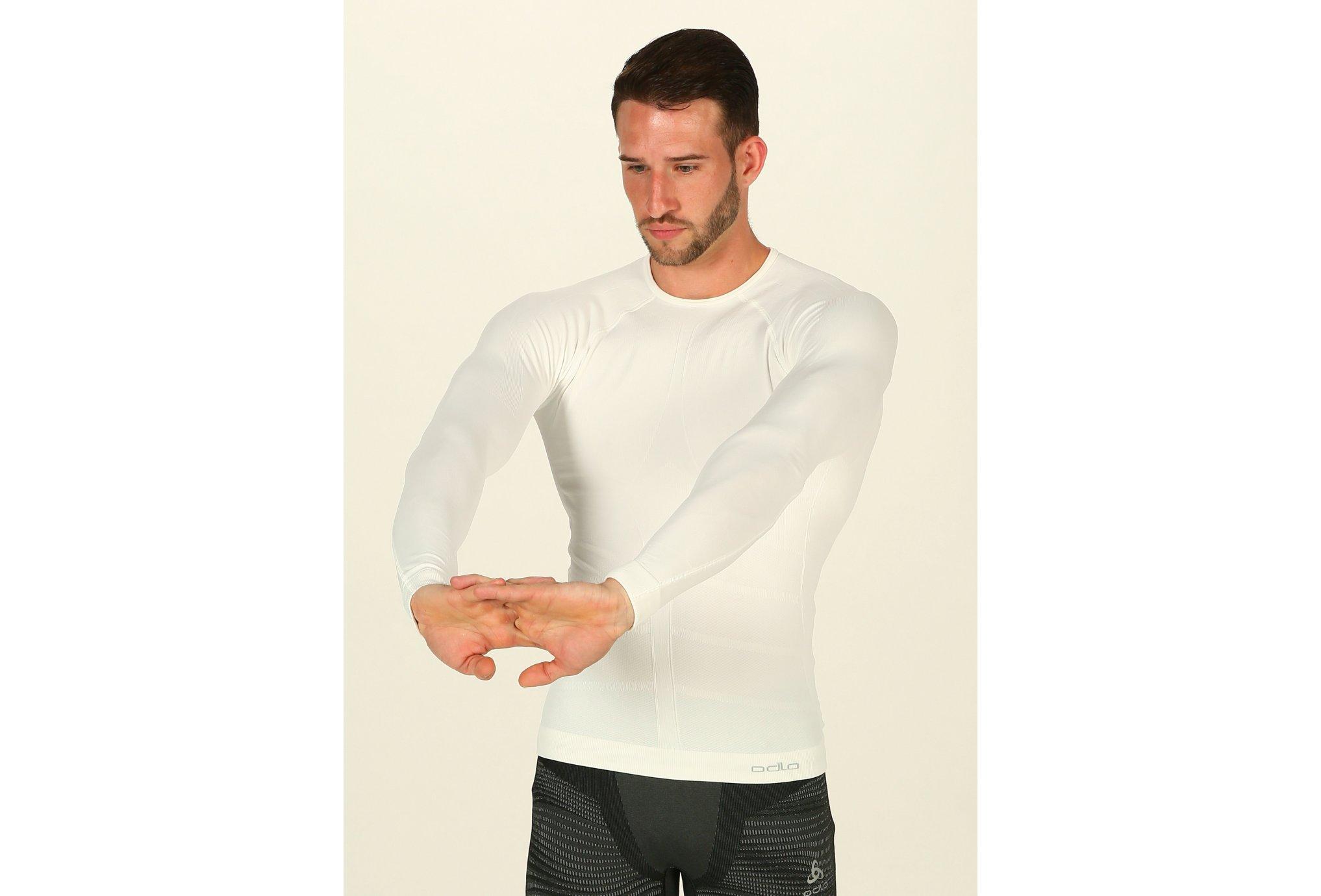 Odlo Tee-Shirt Evolution Warm M vêtement running homme