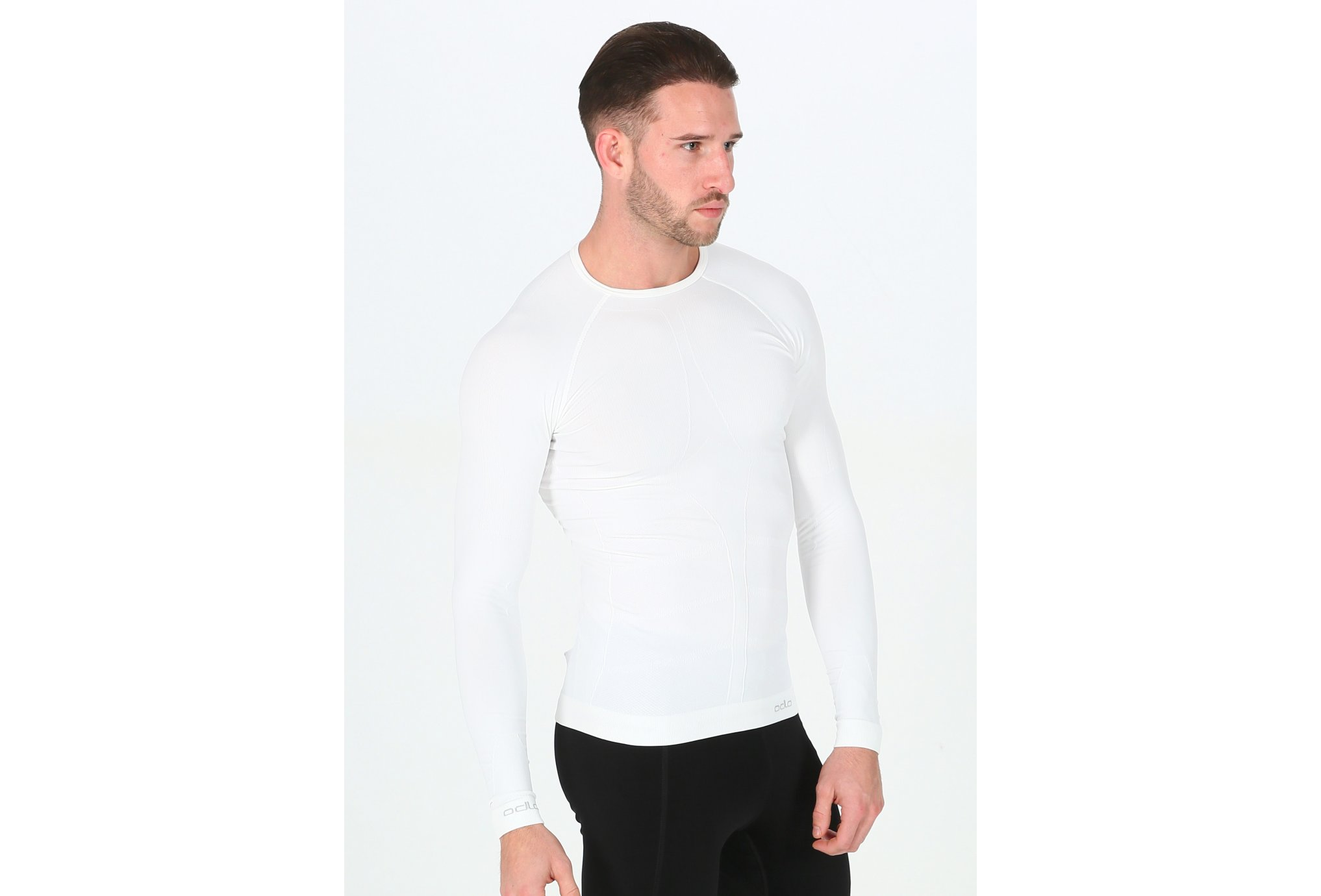 Odlo Tee-Shirt Evolution Warm M vêtement running homme