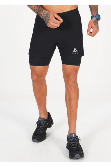 Odlo pantalón corto Zeroweight 2 en 1