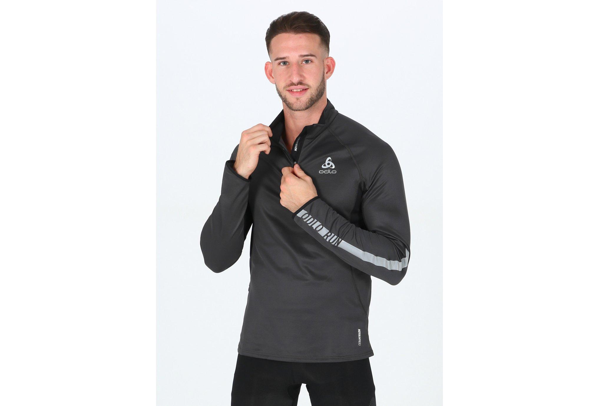 Odlo Zeroweight Ceramiwarm M vêtement running homme