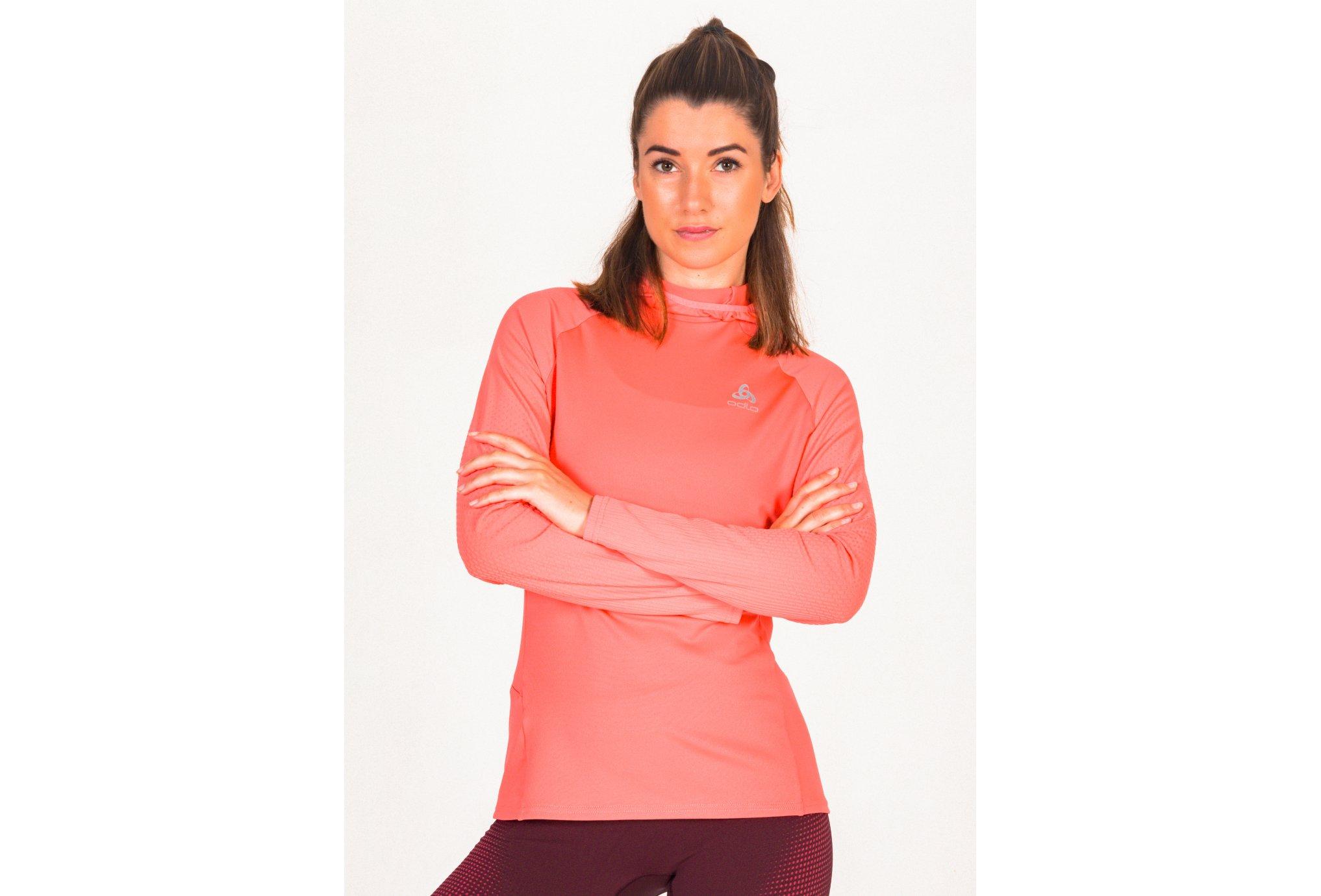 Odlo Zeroweight Ceramiwarm W vêtement running femme