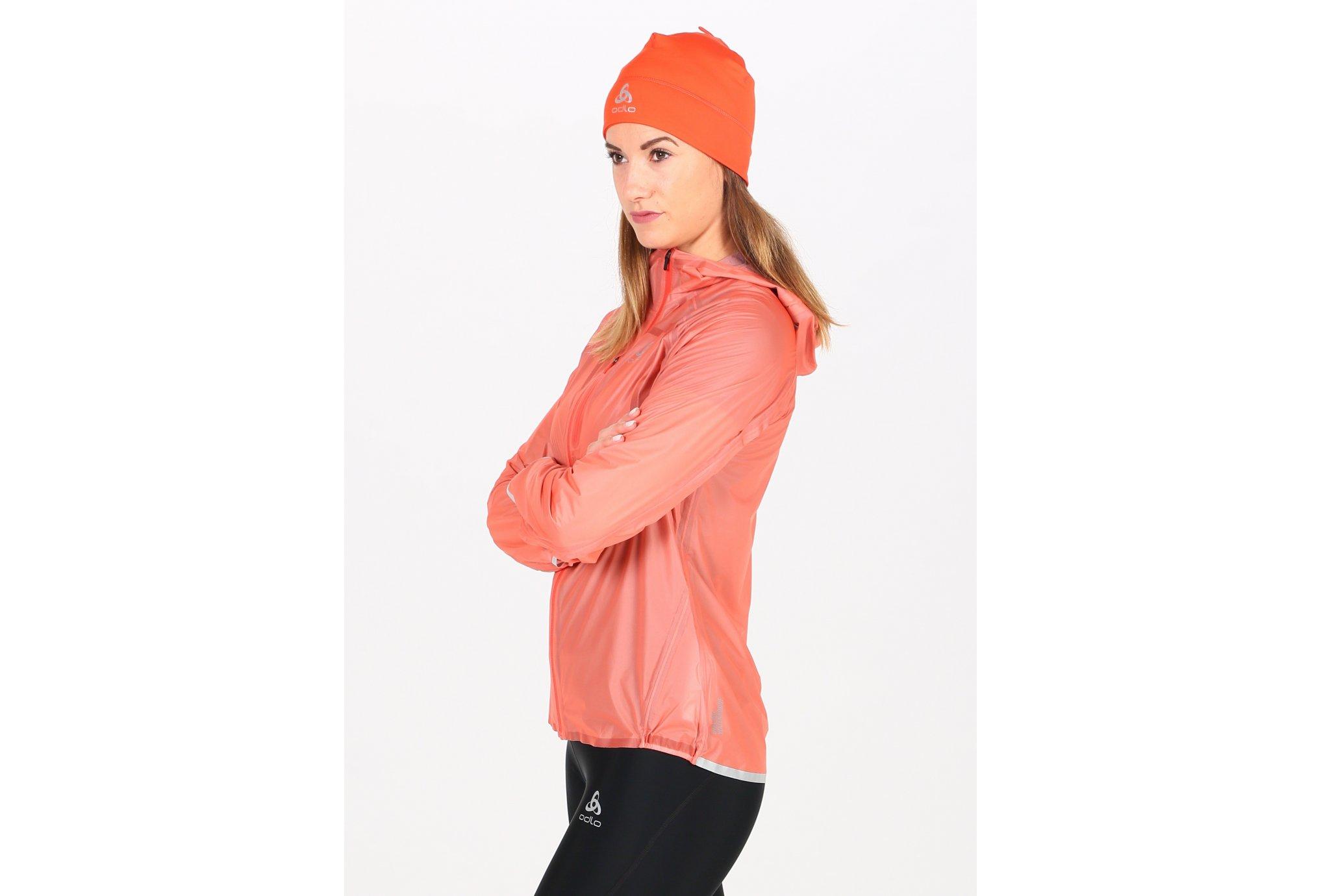 Odlo Zeroweight Dual Dry Waterproof W Diététique Vêtements femme