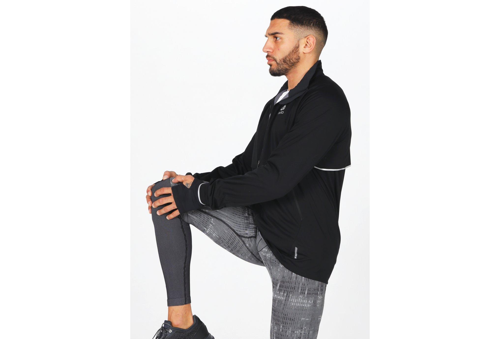 Odlo Zeroweight Pro Warm M Diététique Vêtements homme