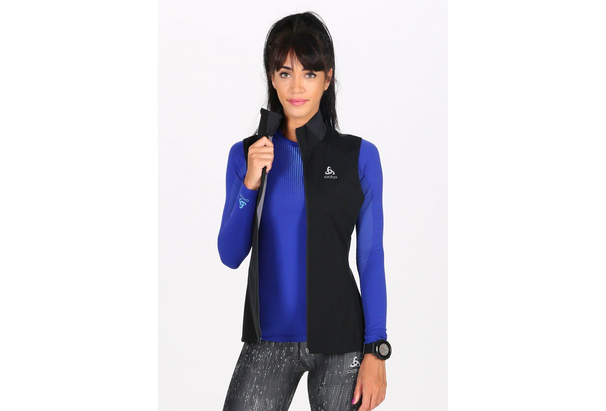 Odlo Zeroweight warm W vêtement running femme
