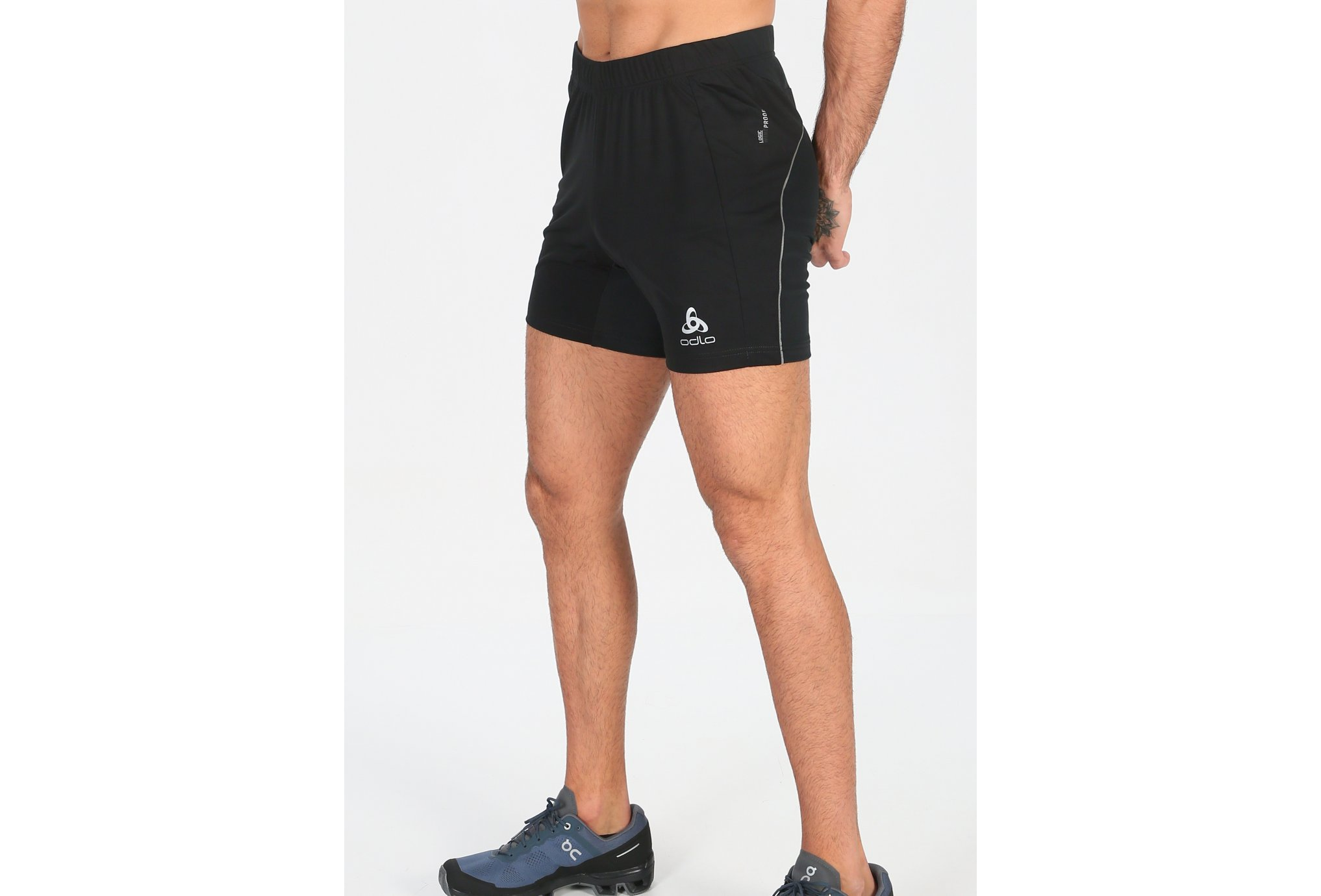 Odlo Zeroweight Windproof Warm M vêtement running homme