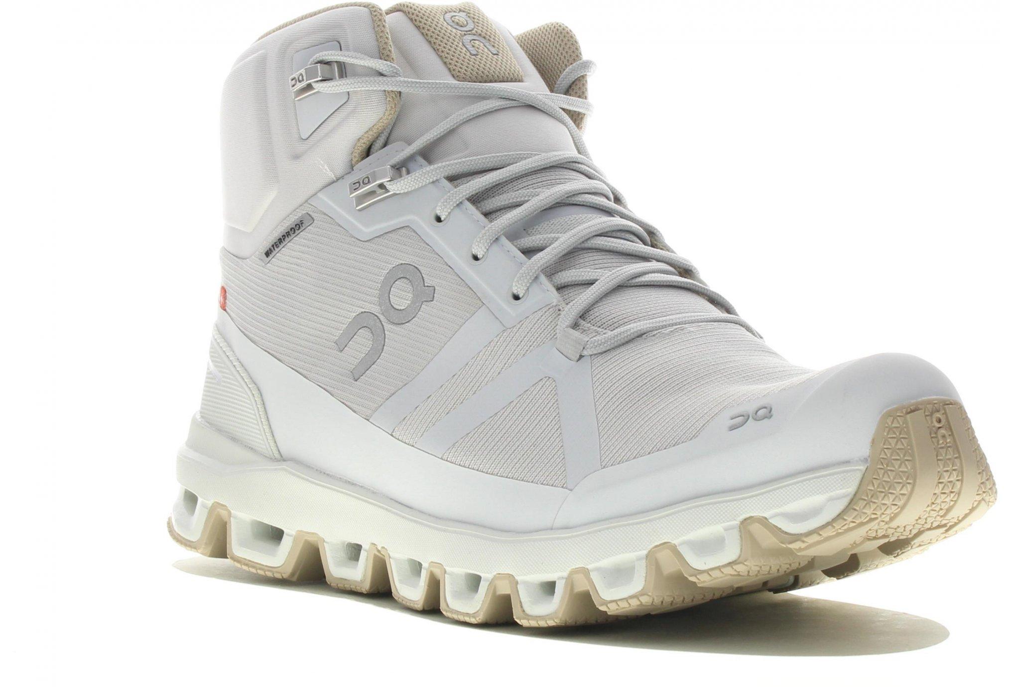 On-Running Cloudrock Waterproof W Chaussures running femme