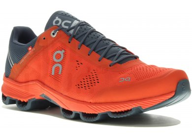 40ceef0e6305ef On-Running Cloudsurfer M homme Rouge pas cher