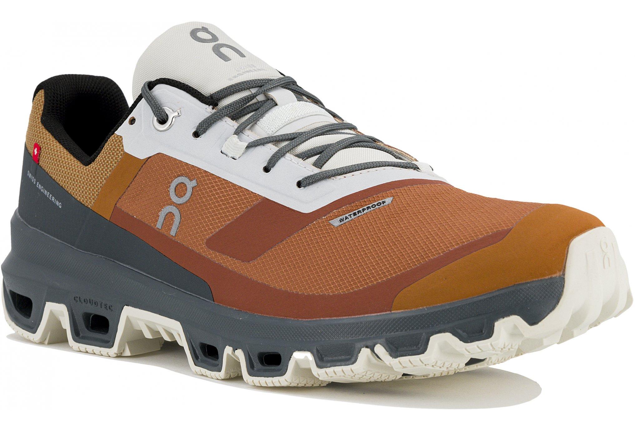 On-Running Cloudventure Waterproof M Chaussures homme
