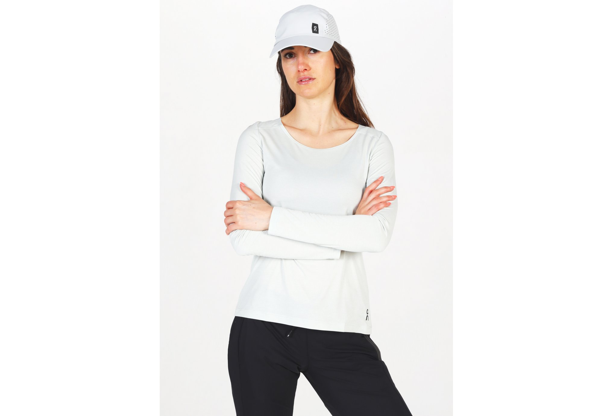 On-Running Performance Long-T W vêtement running femme