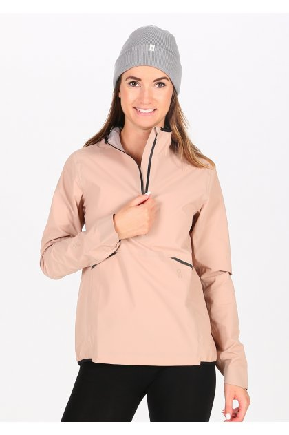 On-Running chaqueta Waterproof Anorak