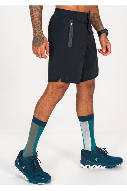 On-Running pantalón corto Waterproof