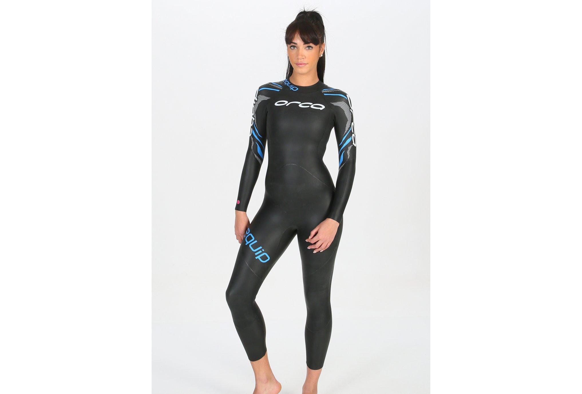 Orca Equip Wetsuit W vêtement running femme