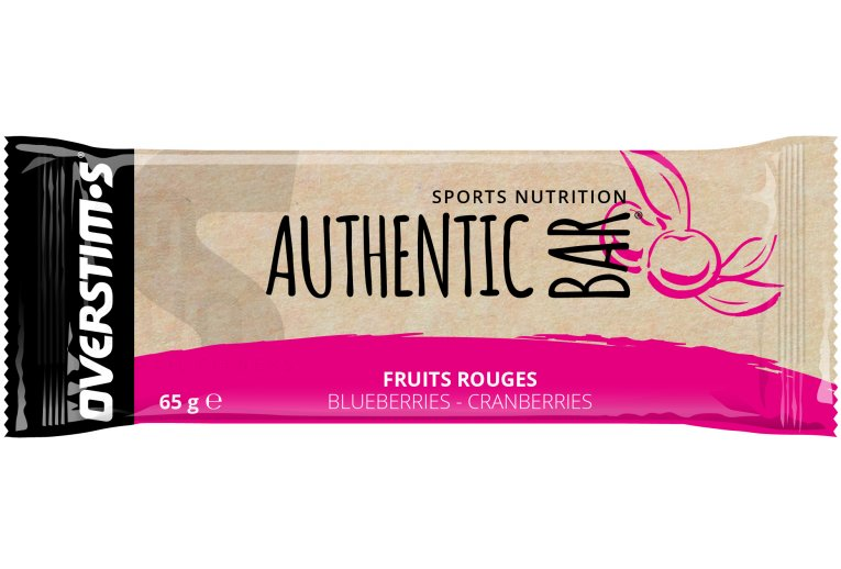 OVERSTIMS Authentic Bar - Fruits Rouges