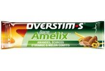 OVERSTIMS Barre Amélix - Amandes/écorces d'orange/melon confits