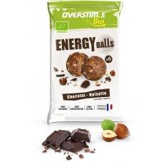 OVERSTIMS Energy Balls - Chocolat noisette