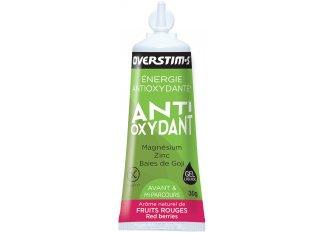 OVERSTIMS Gel Antioxydant 3 - Frutos rojos