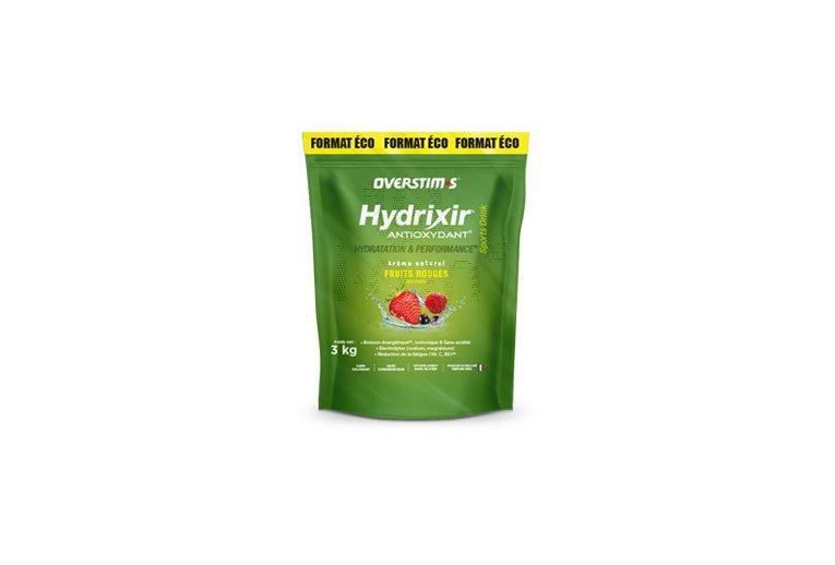 OVERSTIMS Hydrixir 3 kg - Fruits rouges