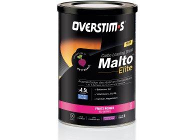 OVERSTIMS Malto Elite 450 g - Fruits rouges