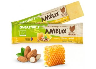OVERSTIMS barrita energética Amelix Bio